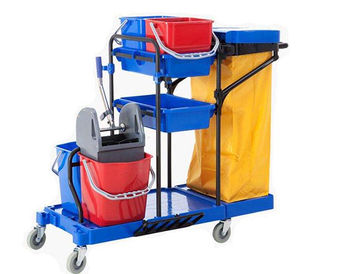 常熟小区物业保洁机械设备