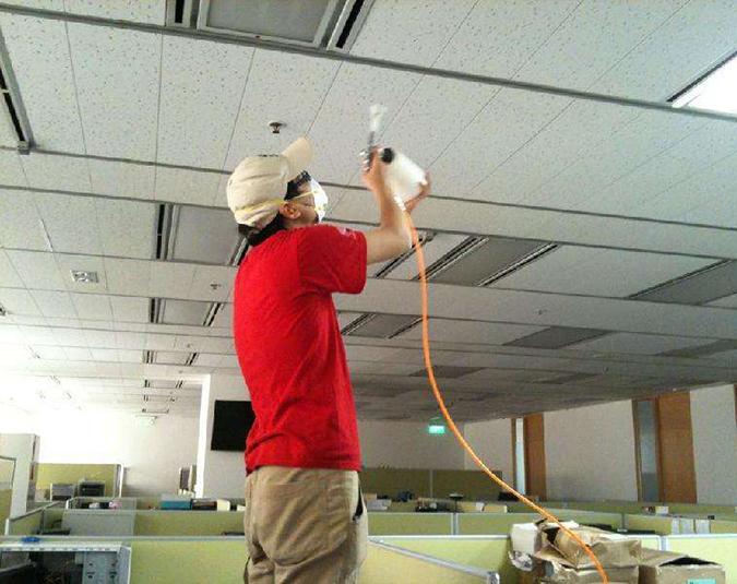 办公室空气治理