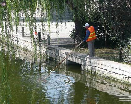河道保洁养护