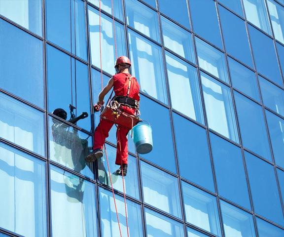 外窗玻璃清洗