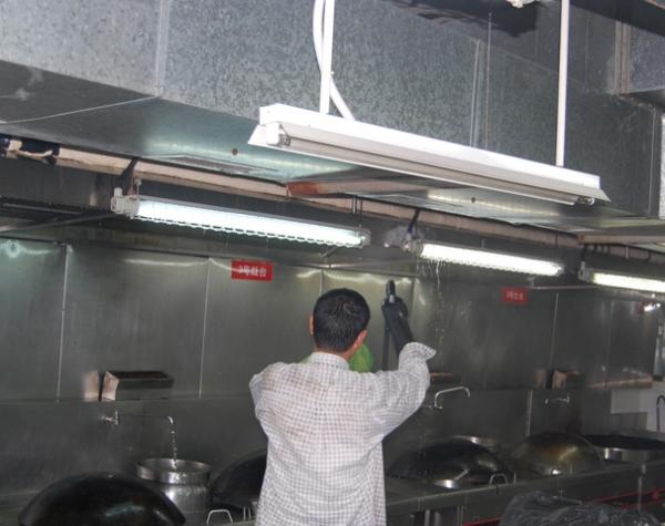 厨房卫生间清洗