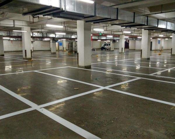 停车场保洁