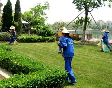 阳泉园林养护