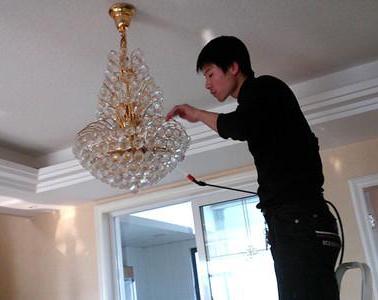 阳泉灯具清洗保养