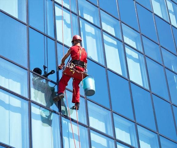常熟外窗玻璃清洗